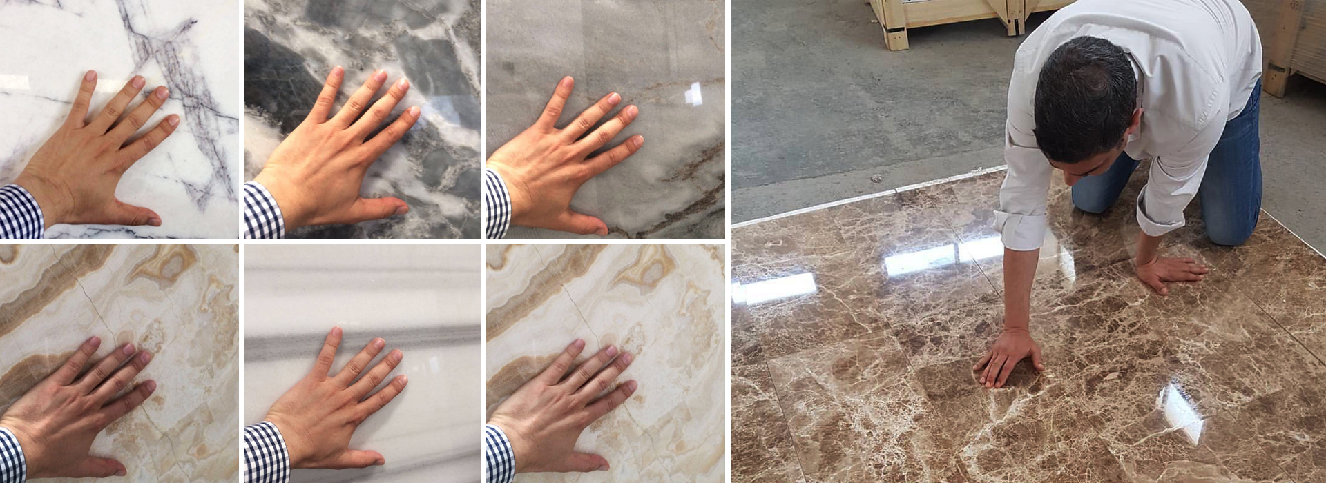 We are World-Class Designers <br> of Marbles and Stones